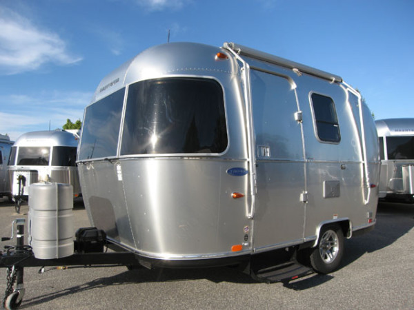 the compact Airstream Sport 16